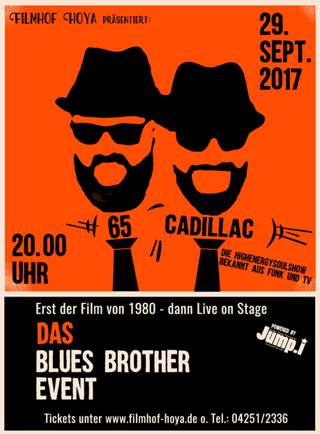 Filmhof Hoya: Das Blues Brothers Event